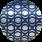 Violet Metalizat & Inel Design Elipse
