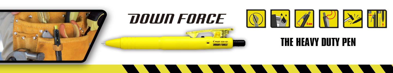 Down force Pilot : Heavy duty Pixuri cu bilă
