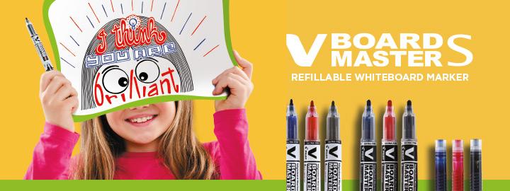 Pilot Begreen Markere V-Board Master S