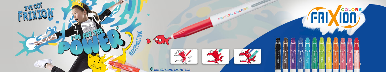 Pilot FriXion Colors Carioci