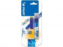 Blis 3 Refills Set FriXion 0.7 Blue - Eraser