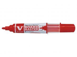 V-Board Master - Begreen - Marker - Roșu - Vârf Fin Rotund