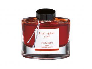 Cerneală Iroshizuku - Nuanțe de Portocaliu - Portocaliu - Curmal Japonez - 50 ml