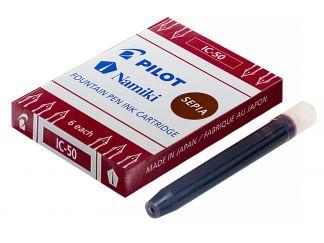 Set de 6 Patroane de cerneală - Sepia